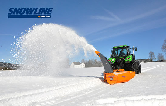 Read more about the article Snowline snøfresere